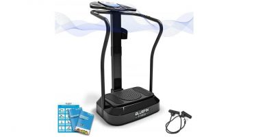 maquina vibratoria Bluefin Fitness Pro Crazy Fit 2000